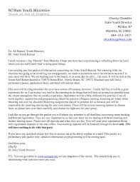 Palanca Letters Examples Resume Cover Letter Template