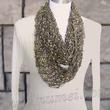 Free Knitting Patterns For Scarves Magnificent Free Knitting Pattern Amuri Infinity Scarf