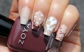 Liquid Jelly: [Nail Art] Oh, Deer!: Stamped with MoYou London ...