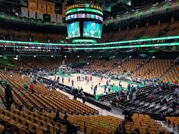 Td Garden Loge 9 Boston Celtics Rateyourseats Com