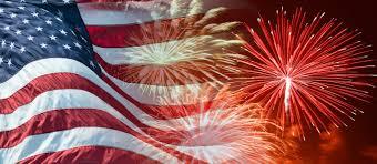 Fireworks American Flag Magdalene Project Org