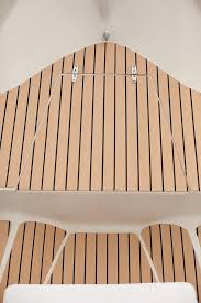 marine composite lumber used in boat building composite flooring for pontoon boats