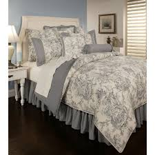 6 piece king size comforter set
