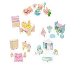 cheap dolls house furniture sets. Complete 5 Sets Of Sweetbee Dolls House Furniture Cheap