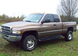 2001 Dodge Ram Pickup 2500 Specs and Photos | StrongAuto