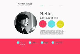simple resume website simple resume website template online cv updrill co