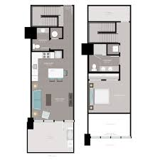 the office floor plan. The Office Apartments Loft A Floor Plan I
