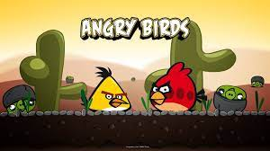 Video Game Angry Birds #7031207