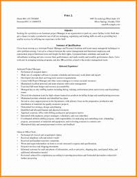 Outstanding Resume Objective Samples Construction Project Manager