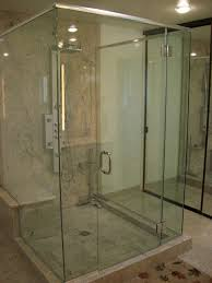 imposing amazing bathroom glass door glass cube frameless shower door modern bathroom los angeles