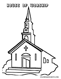 Small Picture Church 64 Buildings and Architecture Printable coloring pages