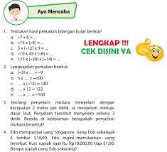Kunci jawaban lks pr matematika peminatan download. Lengkap Kunci Jawaban Halaman 42 43 Buku Senang Belajar Matematika Kelas 6 Jawaban Tematik Terbaru