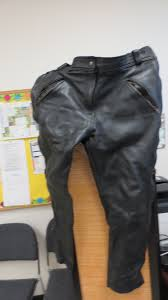 return to the fox creek leather leather overpants product page