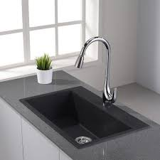 blanco black granite kitchen sinks where to crushed sink ceramic undermount composite x top mount on silgranit cleaner resin granitek franke bowl for