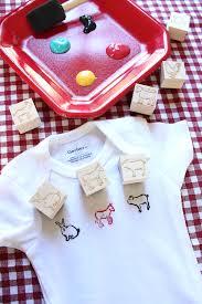 Baby-Q Stamped Onesies Activity