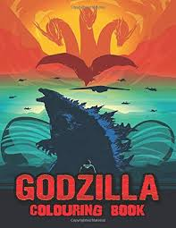 Here are godzilla coloring pages on the occasion of the release in 2019 of the film godzilla 2: Godzilla Colouring Book Over 40 Colouring Pages Of Godzilla The King Of Monster To Inspire Creativity And Relaxation A Perfect Gift For Kids And Adults Lexi Hana 9781708282561 Amazon Com Books