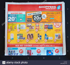 Commercial Flyers Shoppers Drug Mart Flyer The Flyer Culture Commercial Offers Are