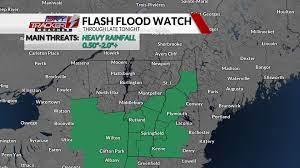 Weather Blog: Flash Flood Watch in ...