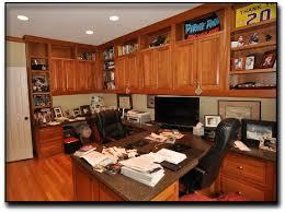 dual office desk. Dual Office Peninsula Desk Bing Images E