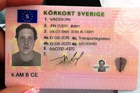 Online Swedish How License Driving Get To