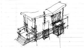 modern architectural sketches. Brilliant Architectural Elite Modern Architecture Sketch Previous 1 2 3 4 Baihusi Com Throughout Architectural Sketches