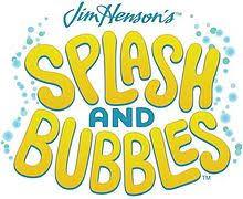 splash and bubbles image splash and bubbles logo