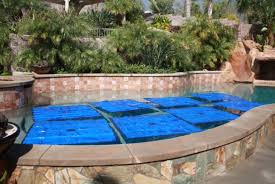 similar to a solar pool cover this alternative provides an effective method to retain thermal energy and increase the temperature of your swimming pool