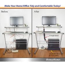 office desk cable management. Astonishing Home Office Cable Management With Popular Interior Design Remodelling Backyard Sleeves Desk