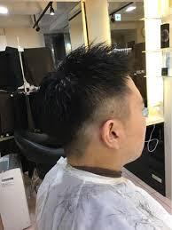 あまり奇抜な髪型にしたくないけど刈り上げてスッキリしたいって方にも