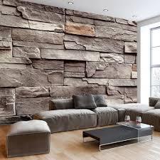 Die Besten Steintapete Ideen Auf Pinterest Steinoptik Wand