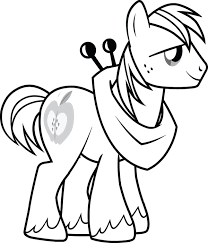 Princess Twilight Sparkle Coloring Pages Alicorn My Little Pony ...