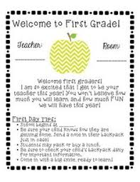 Welcome Back To School Letter Templates Back To School Letter From Teacher Barca Fontanacountryinn Com