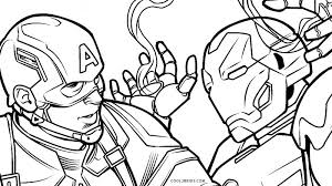 Sadly, all big fans of marvel's mightiest superheroes group will have to wait until next year before they can enjoy the new movie. Avengers Coloring Pages Cool2bkids