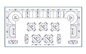 restaurant table layout templates restaurant table layout banquet room cafeteria table aisle spacing