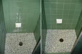 regrout shower leaking shower floor before after see the difference more on our and google cost regrout shower