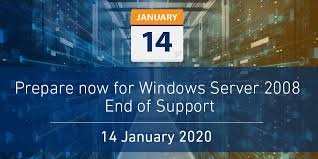 Image result for windows 2008 support end of life image