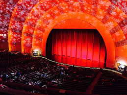 Radio City Music Hall Section 2nd Mezzanine 2 Row B Seat 201