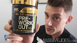 optimum nutrition gold standard pre workout supplement review mivejoes raw review on gs pre you