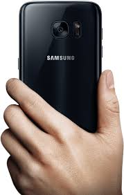 samsung phone back png. a man hand holding up galaxy s7 to mans\u0027 face samsung phone back png