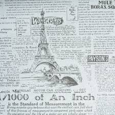 Newspaper Vintage English Letter Wall Paper Newspaper PVC Wallpaper Old 8