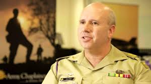 An upcoming ANZAC Day special: Chaplain Ivan Grant - YouTube