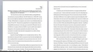 sample article critique apa format article critique example apa stanford courseworks unorthodox photos