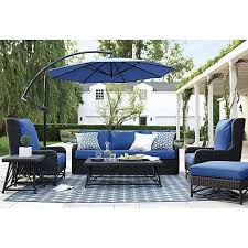 collection in blue patio furniture with gorgeous royal blue outdoor seat cushions royal teak collection