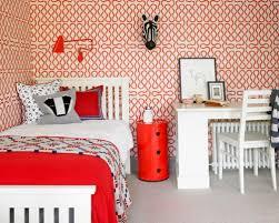Example of a trendy gender-neutral carpeted and beige floor kids' bedroom  design in