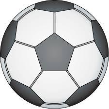 サッカー03 サッカーボール の無料イラスト イラストポップのスポーツ