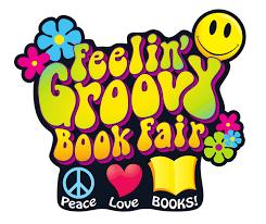 feelin groovy book fair peace love books
