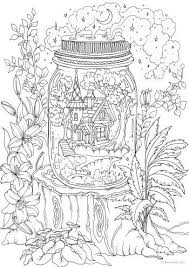 Fun & easy to print. Best Coloring Pages You Don T Want To Miss Volume 1 Favoreads Coloring Club Shape Coloring Pages Detailed Coloring Pages Flower Coloring Pages