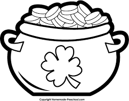 Small Picture Pot Of Gold Coloring Pages GetColoringPagescom