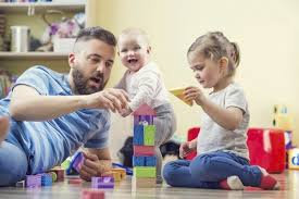Image result for toddler group images with dads