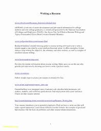 Resumes For Recent College Grads Perfect Sample Resume For Recent